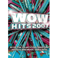 WOW HITS 2007 DVD COMPILATION