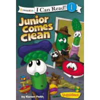 JUNIOR COMES CLEAN- I CAN READ COLLECTION