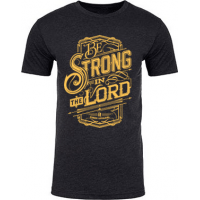 STRONG IN THE LORD - T-SHIRT HOMMES - TAILLE S