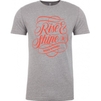 RISE & SHINE - T-SHIRT HOMMES - TAILLE M