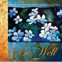 BE WELL - BIBLE VERSES GIFT BOOK + BAG + CARD