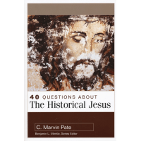 40 QUESTIONS ABOUT THE HISTORICAL JESUS