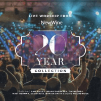 20 YEAR COLLECTION, LIVE WORSHIP FROM NEWWINE - CD