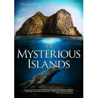 MYSTERIOUS ISLANDS (THE) DVD