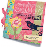SHINE-GIFT BOOK - BOOKLET WITH ENVELOPPE