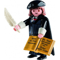 MARTIN LUTHER - PLAYMOBIL