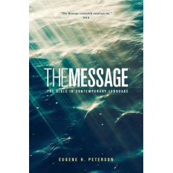 Anglais, Bible, The Message Ministry Edition