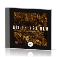 ALL THINGS NEW - CD