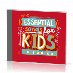 Essential songs for Kids - I've found Jesus - CD