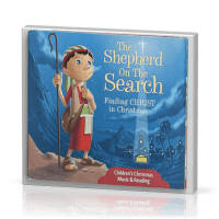 The Sheperd on the search - Finding Christ in Christmas - CD
