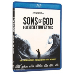 SONS OF GOD FOR SUCH A TIME AS THIS - DVD + BLU-RAY DISC - ANG