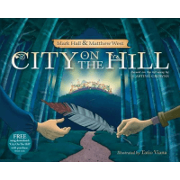 CITY ON THE HILL- ILLUSTRATED