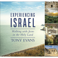 Experiencing Israël - Walking with Jesus in the Holy Land