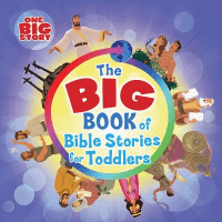 Big book of Bible stories for toddlers (the) - The Big picture interactive