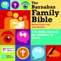 Barnabas Family Bible - 110Bible stories for families to share